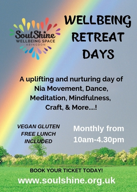 WELLBEING DAY FLYER